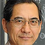 Portrait of professor Toshiki Tajima